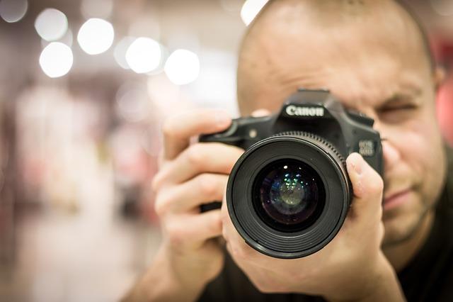 čočka fotoaparátu